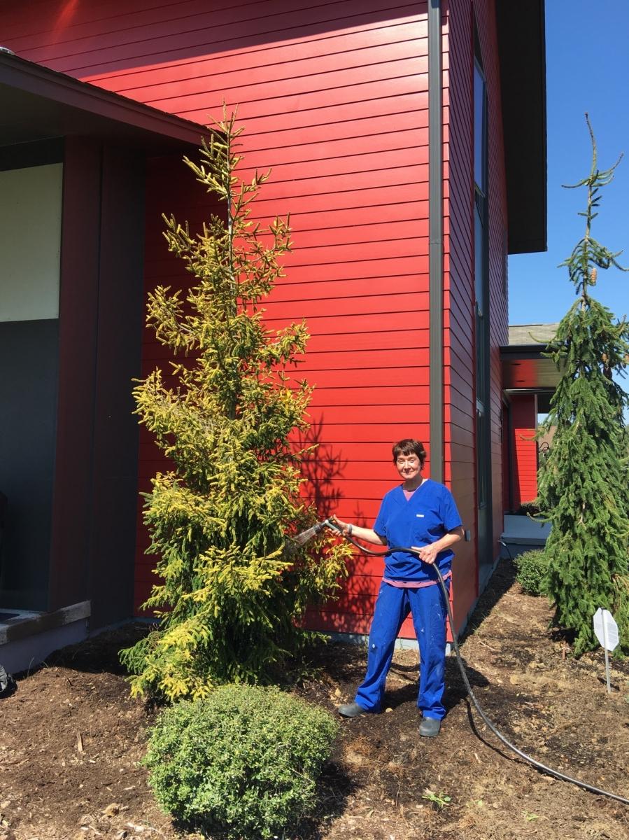 Chatham-Oregon-Everygreens-Customer